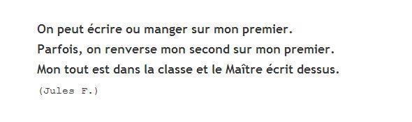 Jules F. charade 1