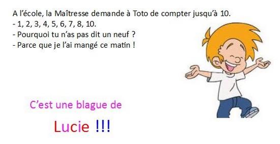 Blague-Lucie L