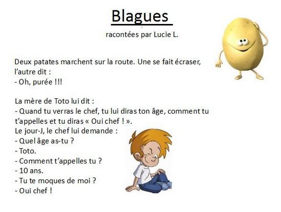 Blagues-Lucie L