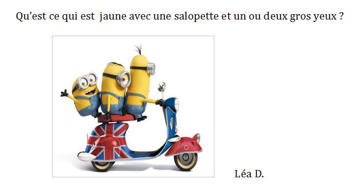 Devinette-Lea D