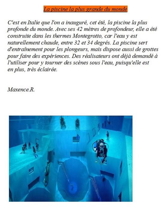 La piscine-Maxence R