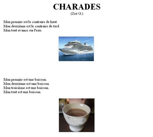 Charades-Zoe G