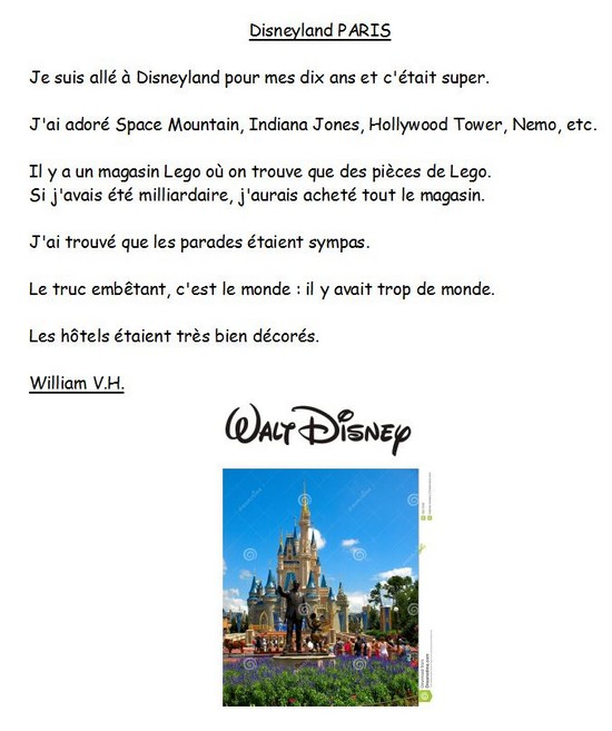 Disneyland-William VH