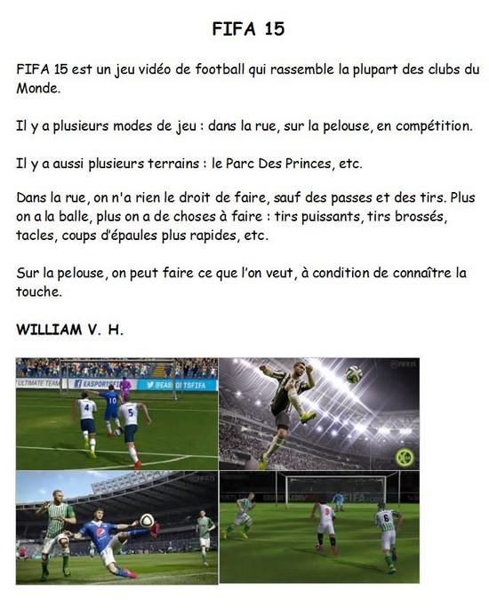 FIFA 15-William VH